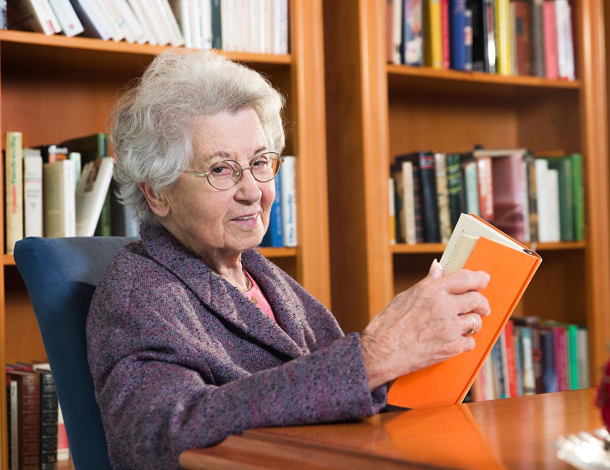 Bibliothek für Leseratten